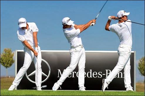 A Modern Classic - Adam Scott Swing Sequence - Golf ...