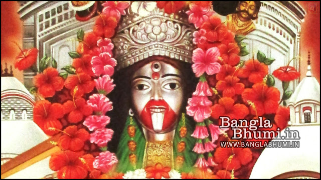 Maa Kali Kolkata Indian God 1366x768 Wide Wallpaper