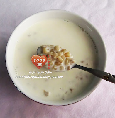 Belila: Egyptian Wheat & Milk البليلة: قمح بحليب