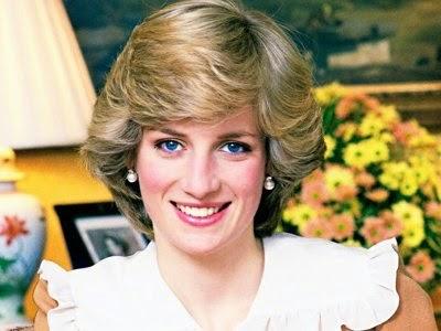 Rahsia Kecantikan Puteri Diana