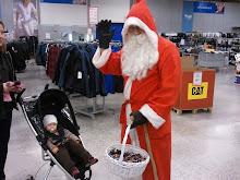Jouluisa joulupukkipalvelu kotona ja marketeissa