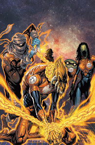 Larfleeze faces his worst nightmare!