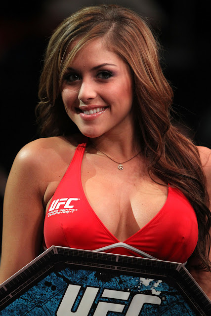 ufc mma model ring girl brittney palmer picture image img pic