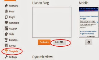 Ways To Customize Sidebar Header In Blogger 5