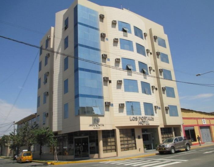 Fachadas y casas fachadas de hoteles en chiclayo for Fachadas de hoteles minimalistas