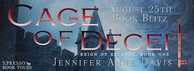 Book Blitz: Cage of Deceit