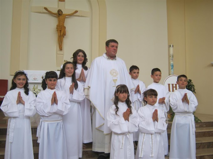 Proslava Prve svete Pričesti