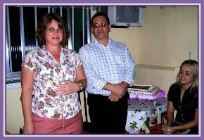 Núcleo I - Irajá - Alunos: Sheila, Daniel e Aline