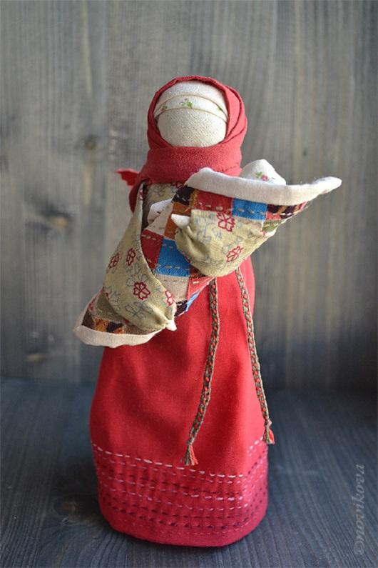 Народные русские куклы обереги