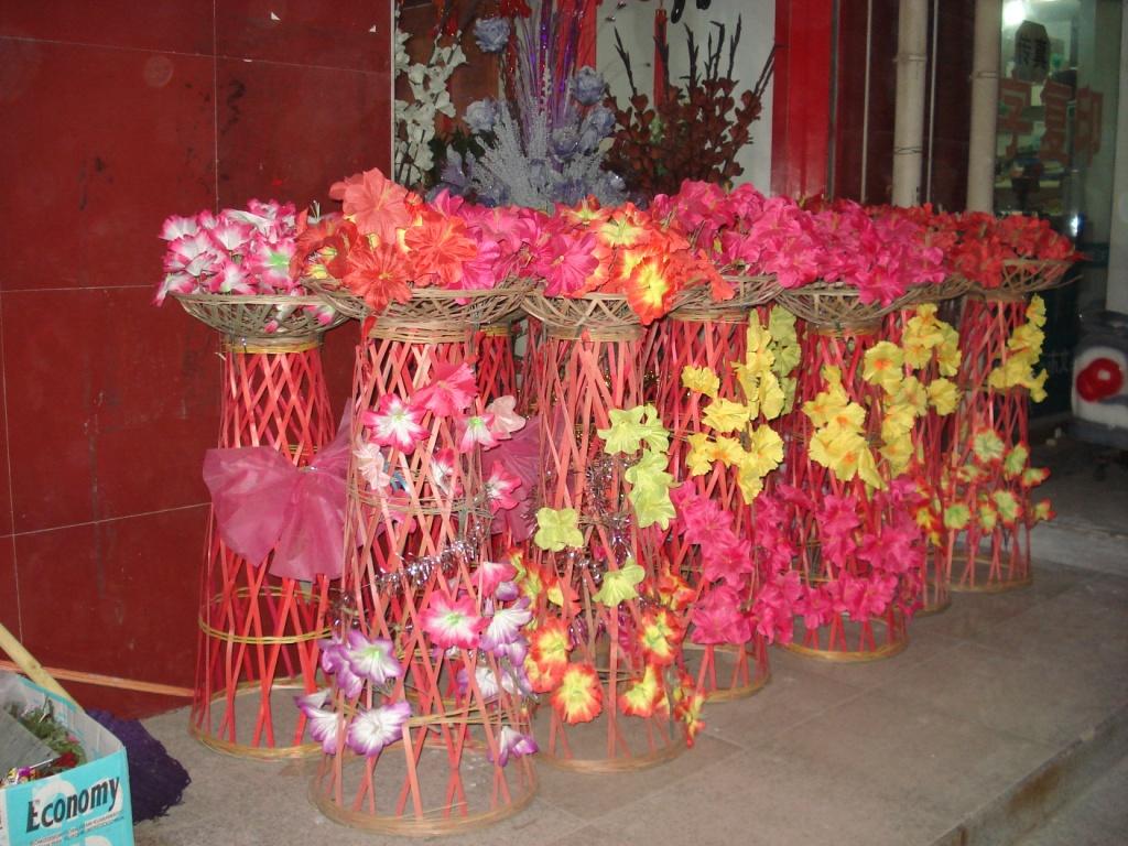 Fleuriste isabelle feuvrier le fleuriste de xingping chine for Fleuriste fleurs