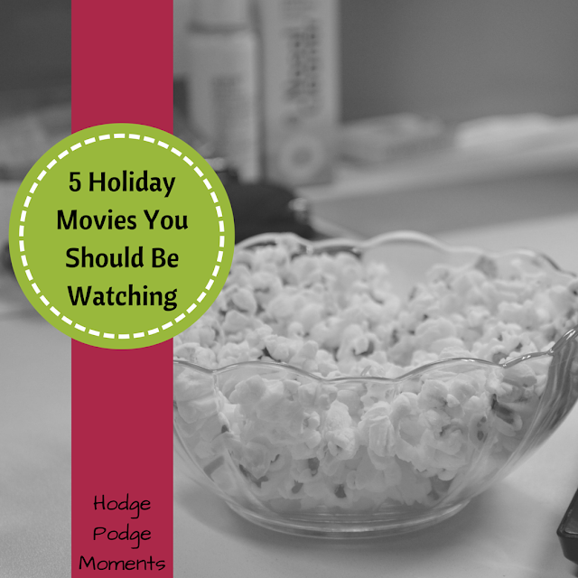 Five Holiday Movies You Should Be Watching