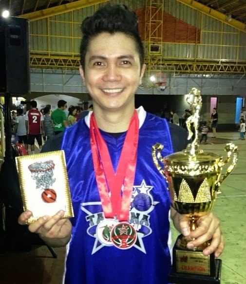 Photo of Vhong Navarro taken a few days before the mauling incident