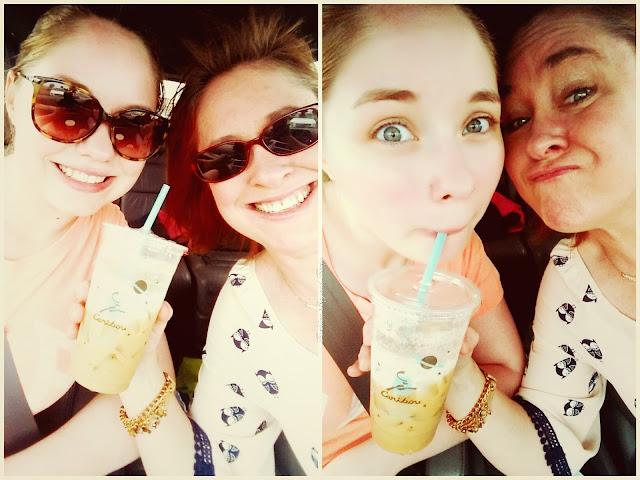 Caribou Coffee Powered My 12hrAdventure