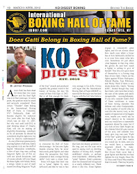 KO Digest Boxings News