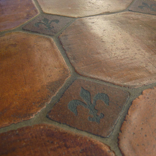Grove Mexican Saltillo French Terracotta Tiles Vs Hardwood Floors