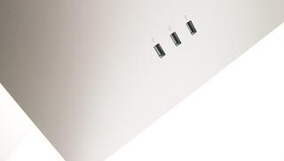 Apple LED Cinema Display 27 inch IPS monitor Input port