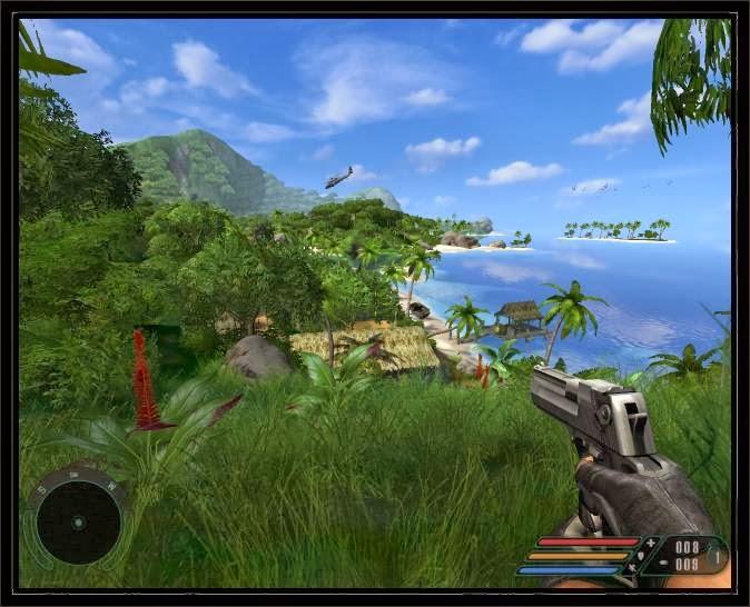 Far Cry 1 Hd Screen Shot