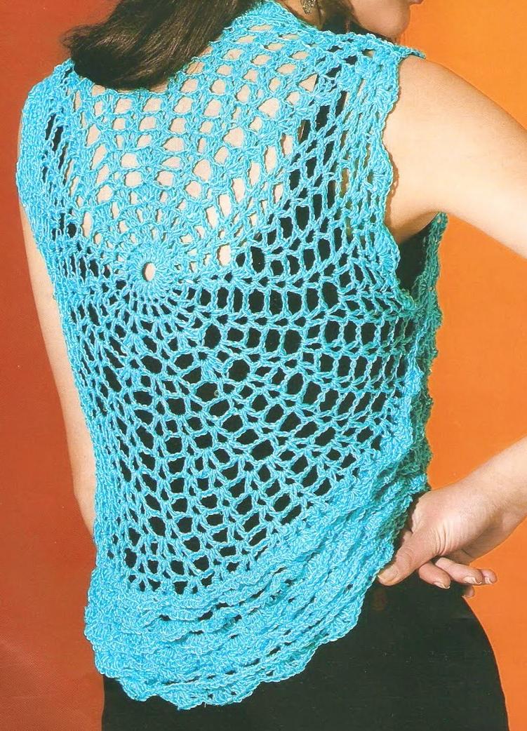 Publicado en Bolero crochet