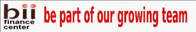 Lowongan Kerja Jogja agustus 2014 PT BII FINANCE