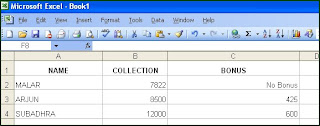 How to use IF conditions in Microsoft Excel