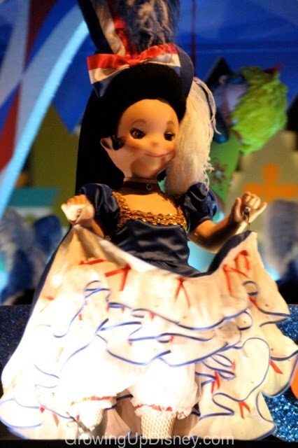 it's a small world, magic kingdom, walt disney world, french doll