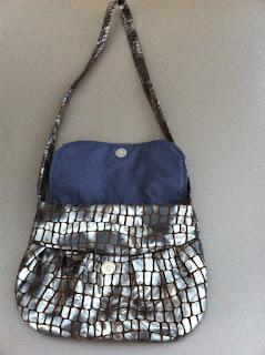 Nog een handtasje gemaakt voor mezelf