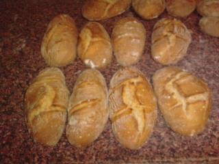 recetas de pan casero