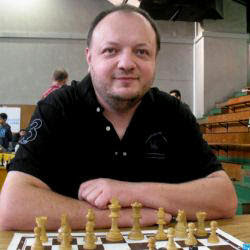 Jean Marc Degraeve © Chess & Strategy