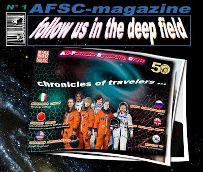 Mars500 AFSC Magazine