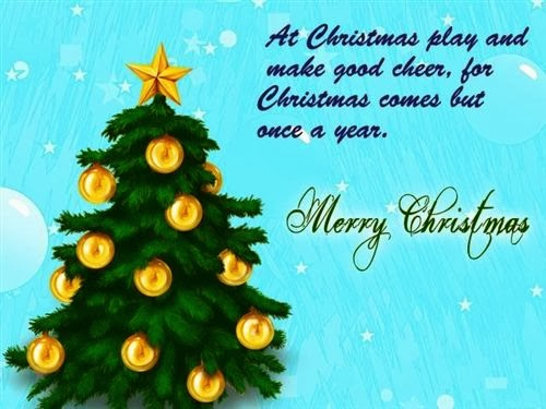Best Merry Christmas Greetings Quotes