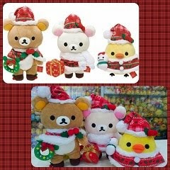 (INSTOCK) Click Photo To See Set of 3 Christmas Edition