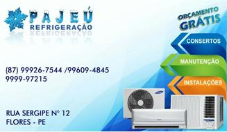 Pajeú Refrigeração - Flores/PE