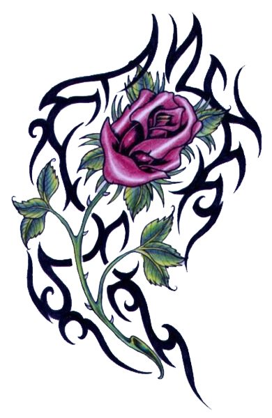 Flower Tattoo Designs for Men - Tukang Kritik
