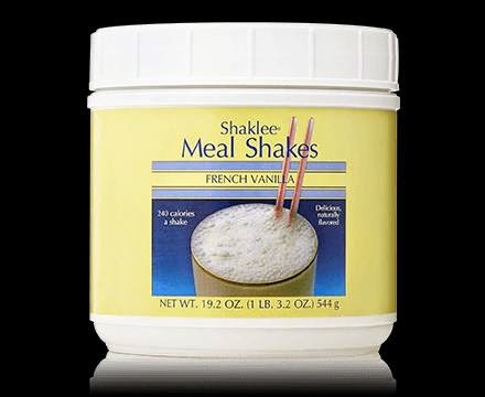 meal shakes, shaklee