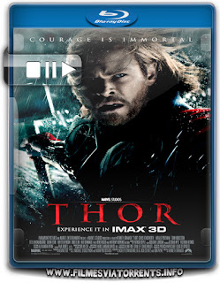 Thor Torrent - BluRay Rip 1080p Dual Áudio