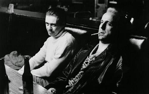 Steve Buscemi y Peter Stormare en Fargo (1996)