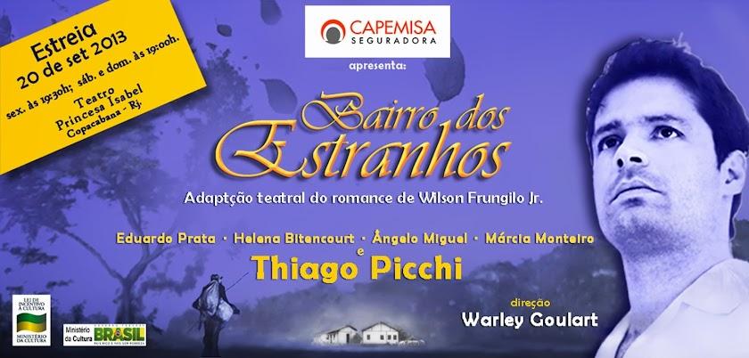 BAIRRO DOS ESTRANHOS - Teatro Espírita