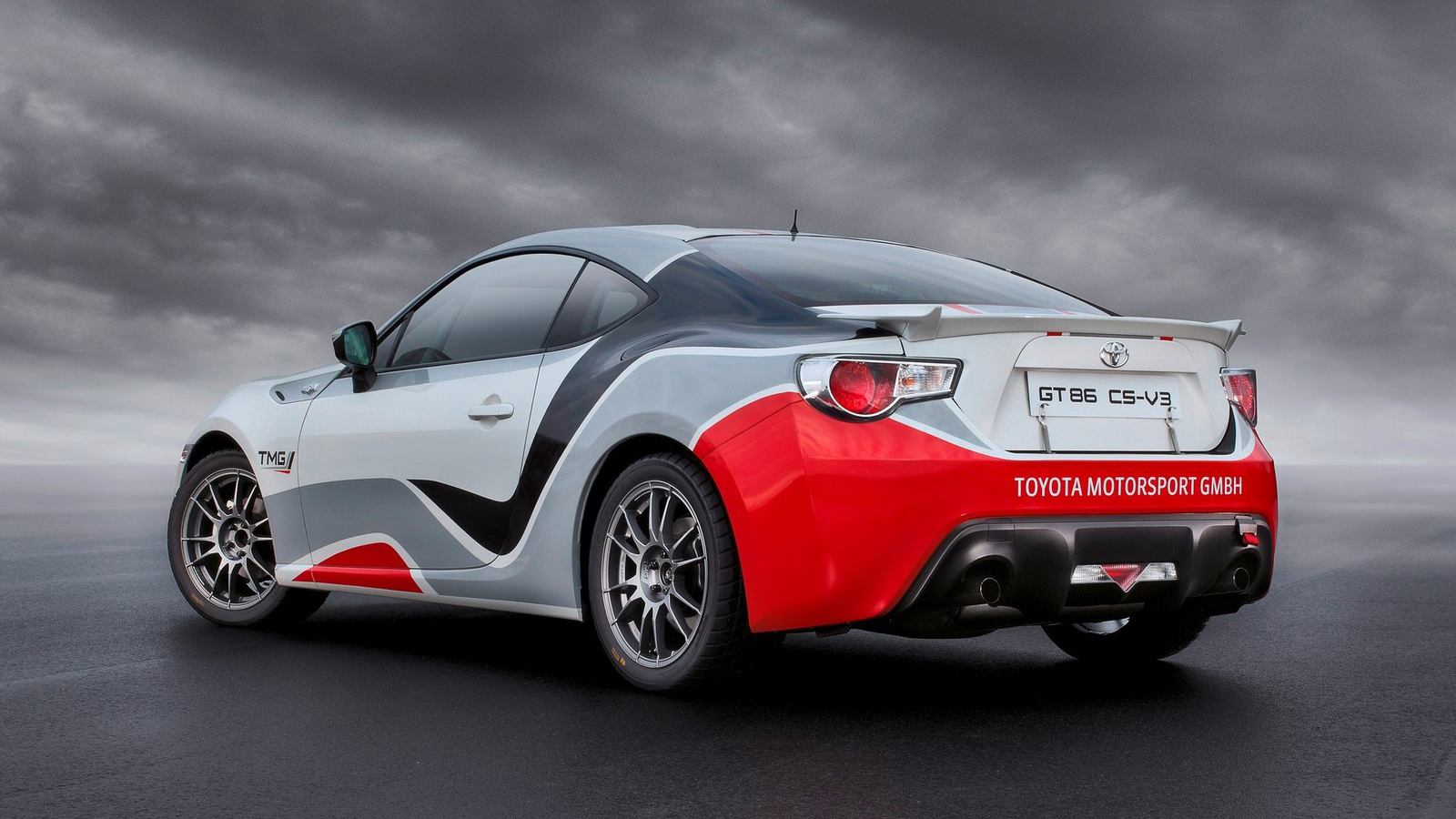 ... Toyota Motorsport GmbH (TMG) launched the cost-effective TMG GT86 CS