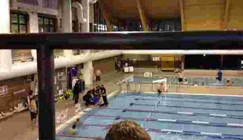 Nothing To Do With Arbroath Eight Policemen Dragged Swimmer From Pool After He Complained Of