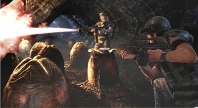 Aliens: Colonial Marines для Wii U