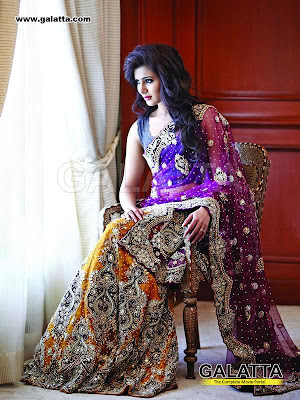 Samantha at galatta photoshoot