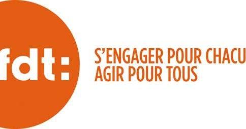 image logo cfdt