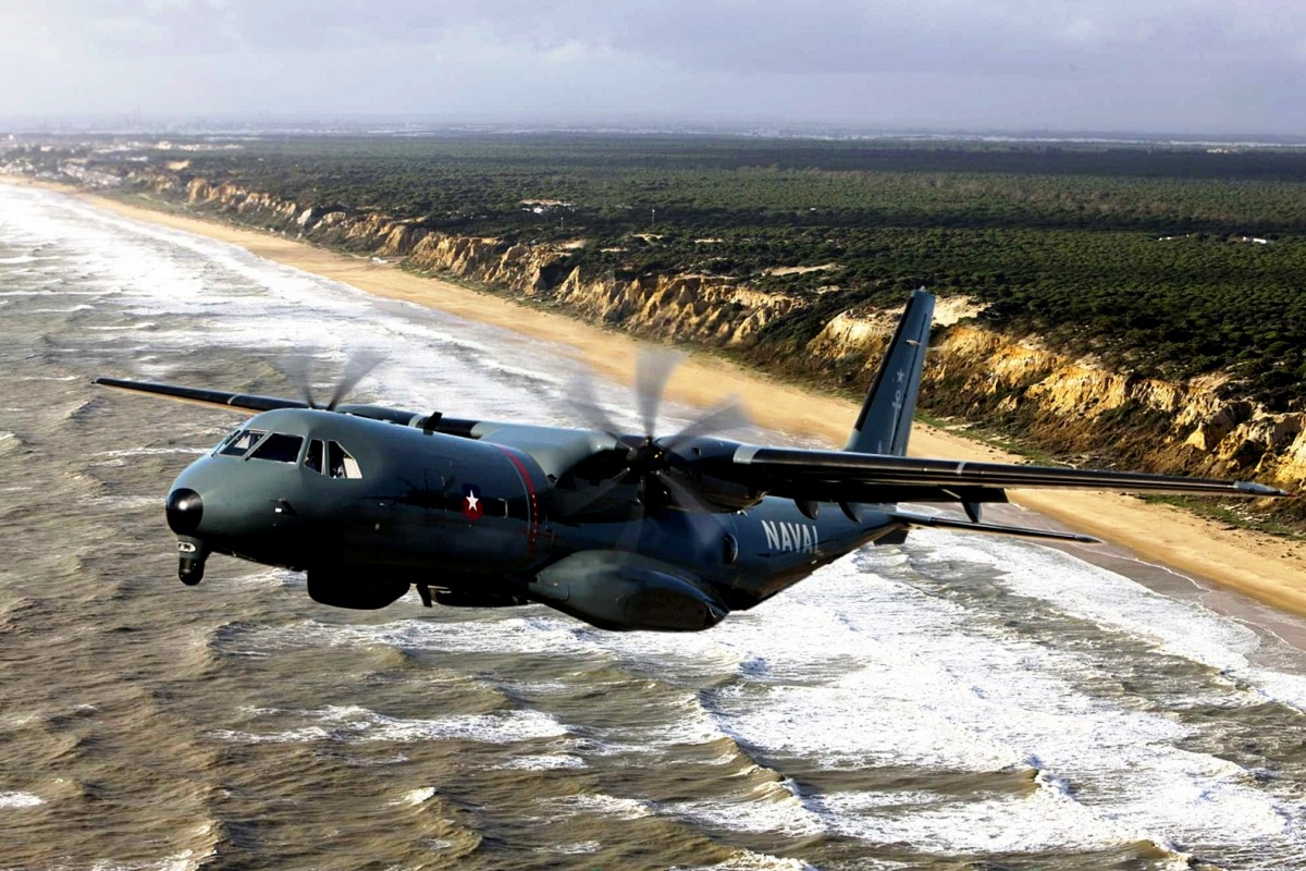 C295 Aircraft Wallpaper 4