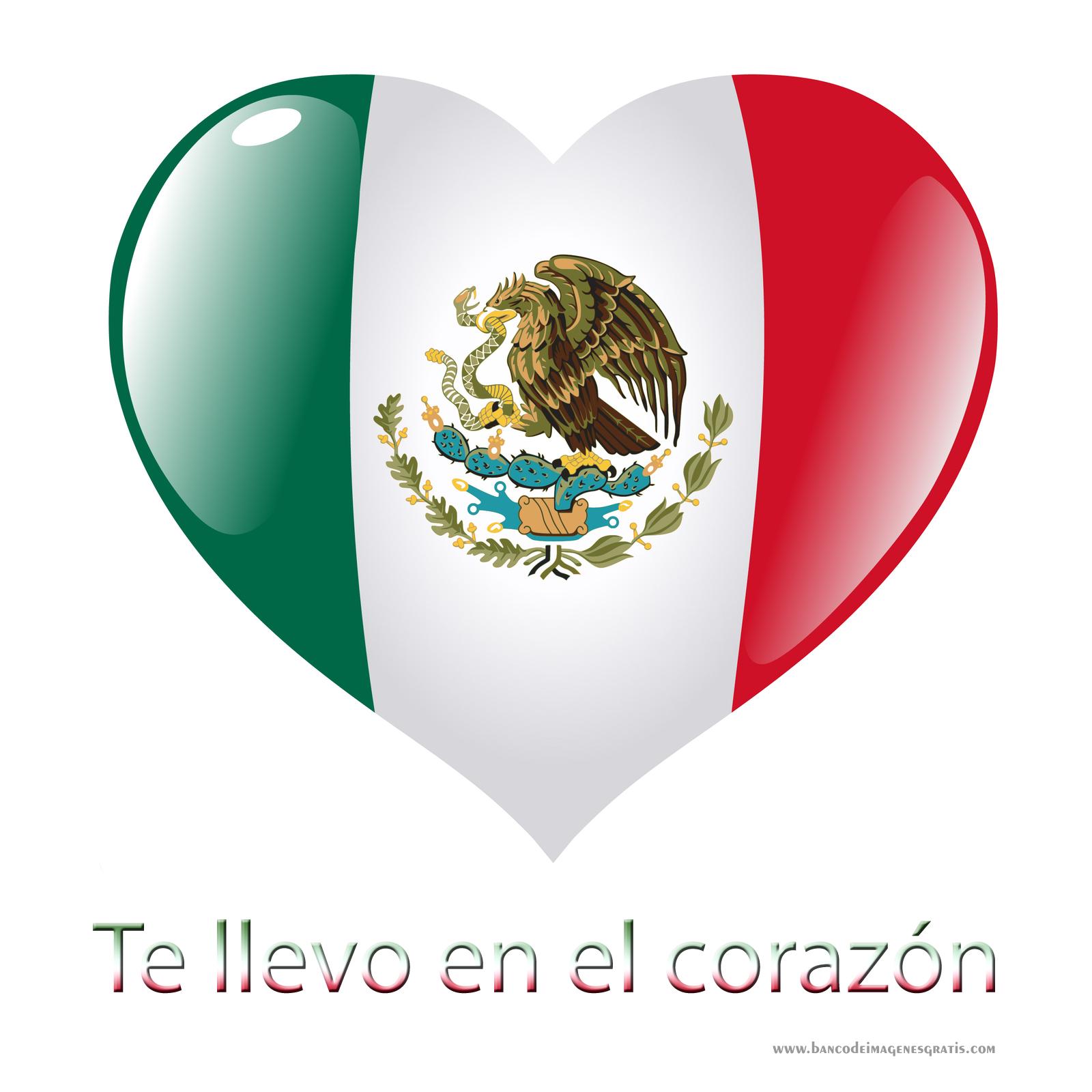 BANCO DE IMÁGENES: 50 imágenes de los Símbolos Patrios de México ...