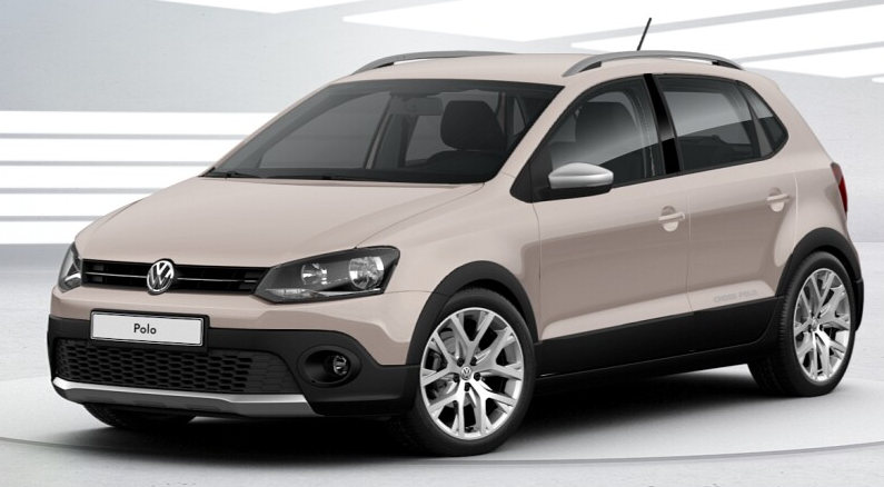 volkswagen cross polo ii 2017 couleurs colors. Black Bedroom Furniture Sets. Home Design Ideas