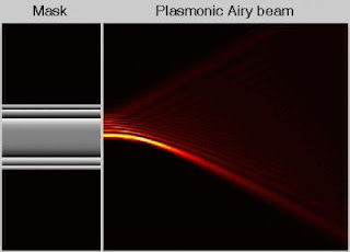 Plasmonic Airy Beams