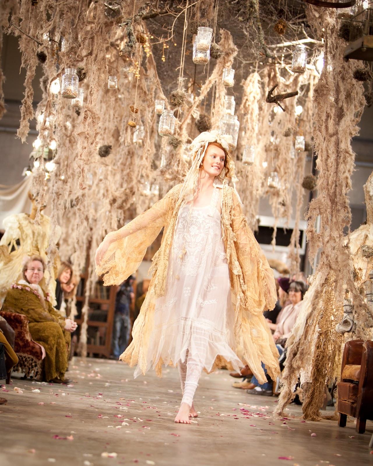 Magnolia Pearl Fashion Show
