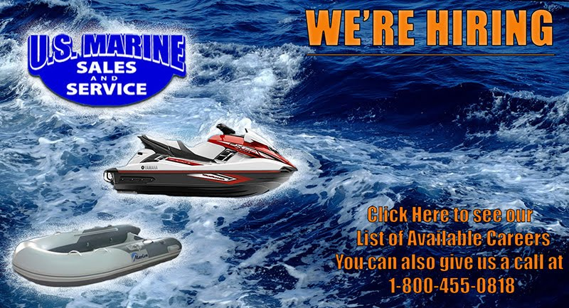 US Marine Sales Is Hiring!!