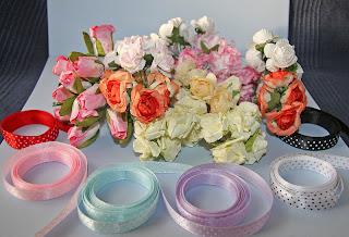 Цветочная конфетка от Анюты