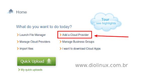 OneDrive no Linux